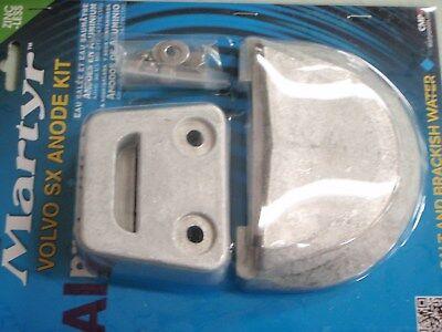 OUTDRIVE ANODE ZINC SX 194 CM3854130Z OMC SX OUTDRIVE ZINC SALTWATER  MARINE