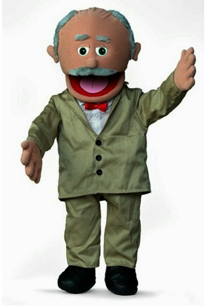 Silly Puppets Pops (Hispanic) 30 inch Professional Puppet
