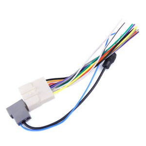 Radio Stereo Wire Harness Antenna Install Cable Fit For