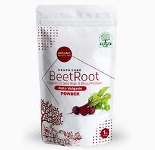 KRUPACARE Premium Organic Red Beet Root  Powder 8,16 Oz super food,Beta vulgaris