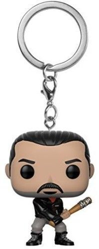Pocket Keychain Negan Walking Dead portachiavi Funko POP