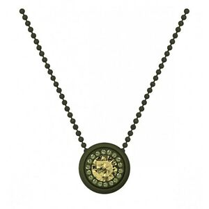 COLLANA-OPS-OBJECTS-GEM-colore-verde-militare