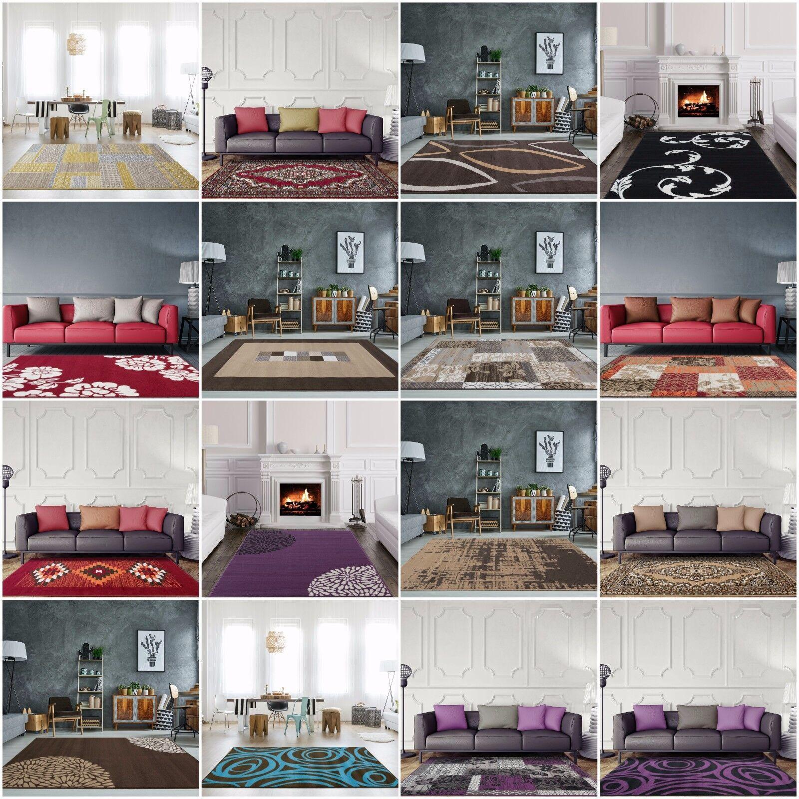 Conveniente alla Moda Designer Moderno salotto Piccolo Medio Grande Home Area Rugs
