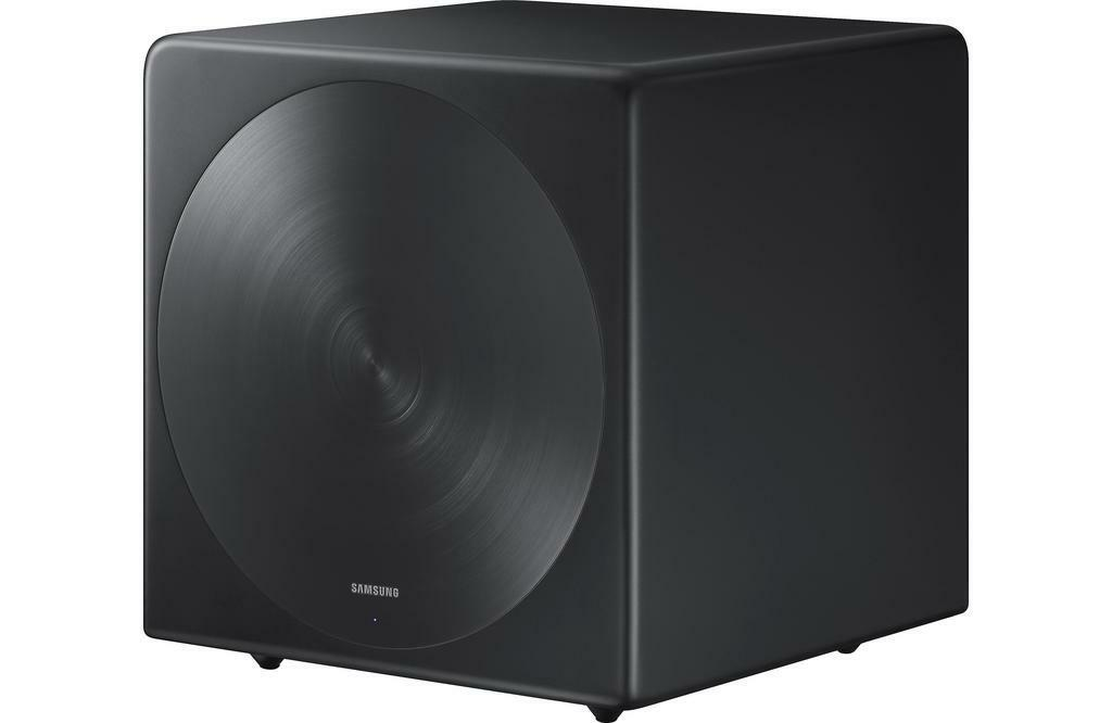 Samsung SWA-W700 Powered Subwoofer for use with HW-MS650 6500 750 Sound Bars