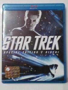 Star-Trek-Blu-ray-Edizione-2-Dischi-Originale-Nuovo-COMPRO-FUMETTI-SHOP