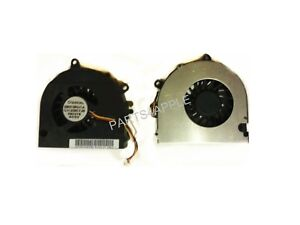 CPU Cooling Fan for Toshiba Satellite A500 A500D A500D-10H Series New Notebook Replacement Accessories DC5V 0.4A P//N AB7005HX-SB3
