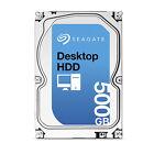 Seagate - Desktop HDD 500GB Sata3