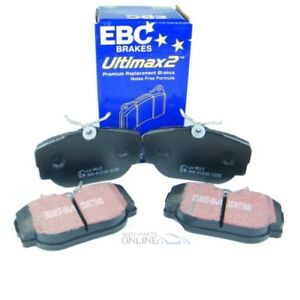 Land-Rover-Discovery-2-EBC-Ultimax-REAR-Heavy-Duty-Brake-Pads-DA3314