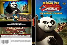 Kung Fu Panda Legends of Awesomeness Dvd The Midnight Stranger 2014 New