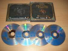 BALDURS GATE II 2 Shadows Of Amn  Pc Cd Rom  CD - FAST DISPATCH