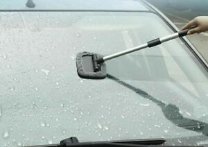 Long-Handle-Cleaner-Window-Glass-Car-Wash-Care-Cleaning-Brush-Dust-Snow-Fog-Wipe
