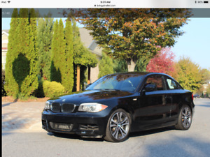 2013 bmw 135i/is