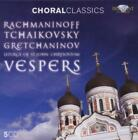Choral Classics-Vespers/Liturgy Of St.John/+ von Various Artists (2011)