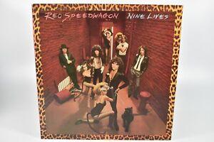 REO-Speedwagon-Nine-Lives-1979-Epic-Records-33-RPM-Vinyl-Record-Album-LP