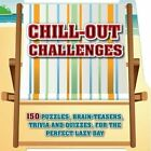 Shaped Trivia Chill-Out Challenges by Parragon (Paperback, 2015)