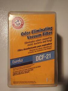 Arm & Hammer Odor Eliminating Vacuum Filter Eureka DCF-22 NIB