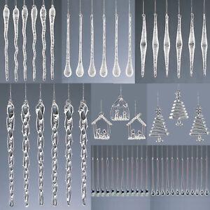 Premier-Decorazioni-Per-Albero-di-Natale-in-vetro-Scegli-Design