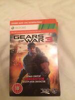 Gears of War 3 Commando Dom Bonus Content DLC Xbox 360