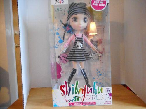 """SHIBAJUKU GIRLS /""""YOKO/"""" NIB 13/"""" DOLL"""