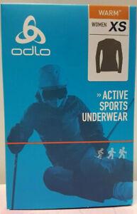 ODLO Funktions Ski unterwäsche Shirt Thermo Damen XS - Kiel, Deutschland - ODLO Funktions Ski unterwäsche Shirt Thermo Damen XS - Kiel, Deutschland