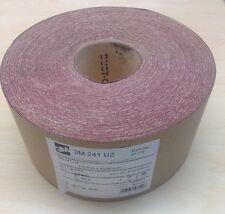 3M 241 UZ Abrasive Sanding Roll 115MM X 50000MM P060