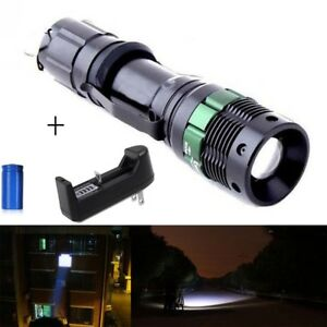 3 Led Molette chargeur Pille Et Stroboscope Modes Sur 7w Zoom Rechargeable Lampe Détails f6YyvbgmI7