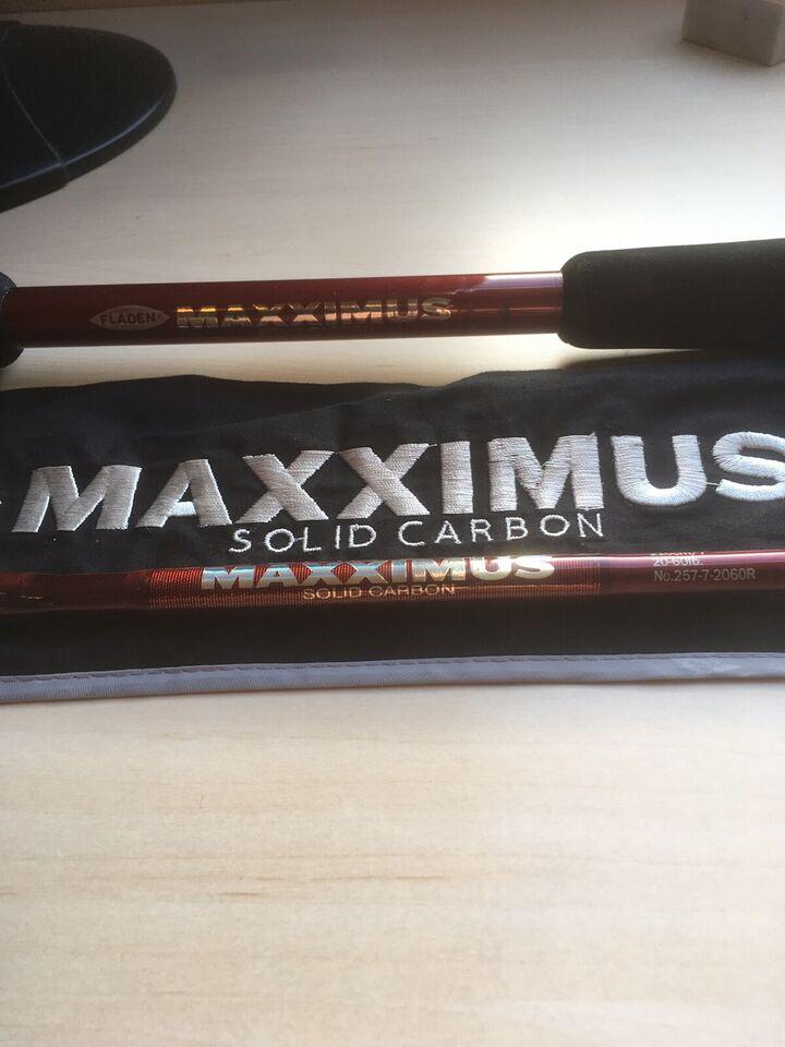 Fiskestang, Maxximus