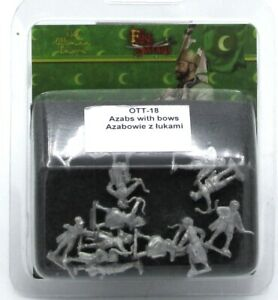 By-Fire-and-Sword-OTT-18-Azabs-with-Bows-Ottoman-Empire-Infantry-Archers-NIB