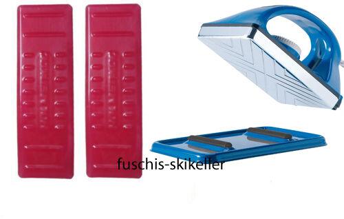 Holmenkol Start SET Smart Waxer und Wachs