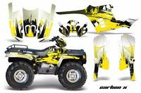 Amr Racing Atv Graphic Kit Polaris Sportsman 500 Decal Sticker 95-04 Carbon X Y