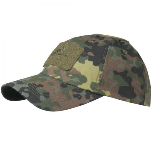 HELIKON-Tex Tactical bbc cap gorra de béisbol-polycotton ripstop-camuflaje