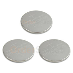 3 PACK NEW Battery Coin Cell Button Watch Calculator 3V CR2025 CR 2025 US Seller