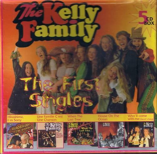Kelly Family  The First Singles 5 MCD Box Neu OVP RAR
