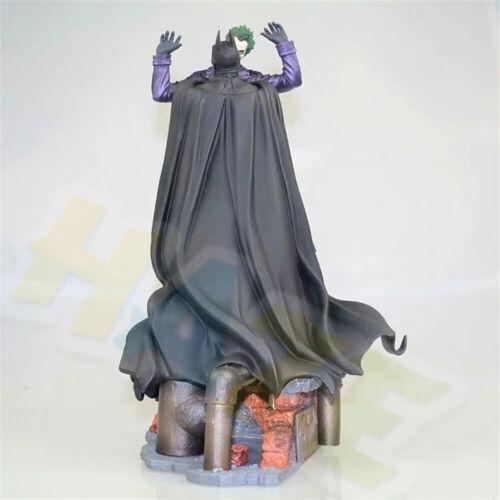 DC Comics Batman gegen Joker Arkham Origins Figur Statue 30CM Neu