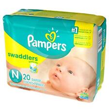 pampers swaddlers newborn diapers 156 count model 24155221 ebay