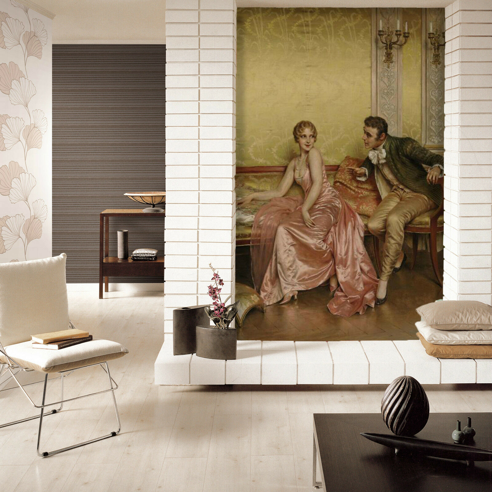 3D Schöne Frauen 66 Fototapeten Wandbild Fototapete Bild Tapete Familie Kinder