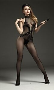 Sexy-bodystocking-Lingerie-stocking-Valentine-039-s-gift-costume-dress-lace