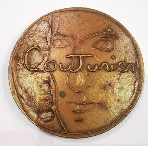 Medal Mint de Paris 1975 Copper Couturier. AD3772