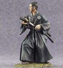 Miniature Hand Painted Medieval 1/32 New Japan Samurai Tin Toy Soldiers 54mm