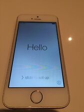 Apple Iphone 5 A1429 16GB Blanco Desbloqueado abierto a todas las redes