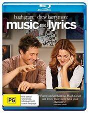 Music And Lyrics (Blu-ray, 2009) REGION B