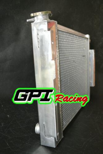FAN ALUMINUM RADIATOR 67-69 68 CHEVY CAMARO Pontiac FIREBIRD T//A 5.3L-5.7L V8