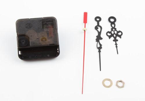 Quarz-Uhrwerk Uhrwerk Quarzwerk Laufwerk mit 3 Zeiger Neu R3P9