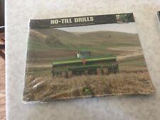 1 Package Of 1530 Tru Vee Drill John Deere No Till Drills Brochures