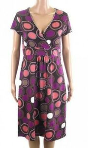 BN-BODEN-LADIES-PURPLE-PINK-JERSEY-TEA-DRESS-TUNIC-SHIFT-SIZE-8-10-ONLY-15-99