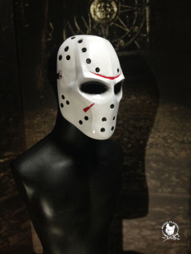 """1//6 Scale Hot Jason Voorhees Mask For 12/"""" Action Figure Toys"""