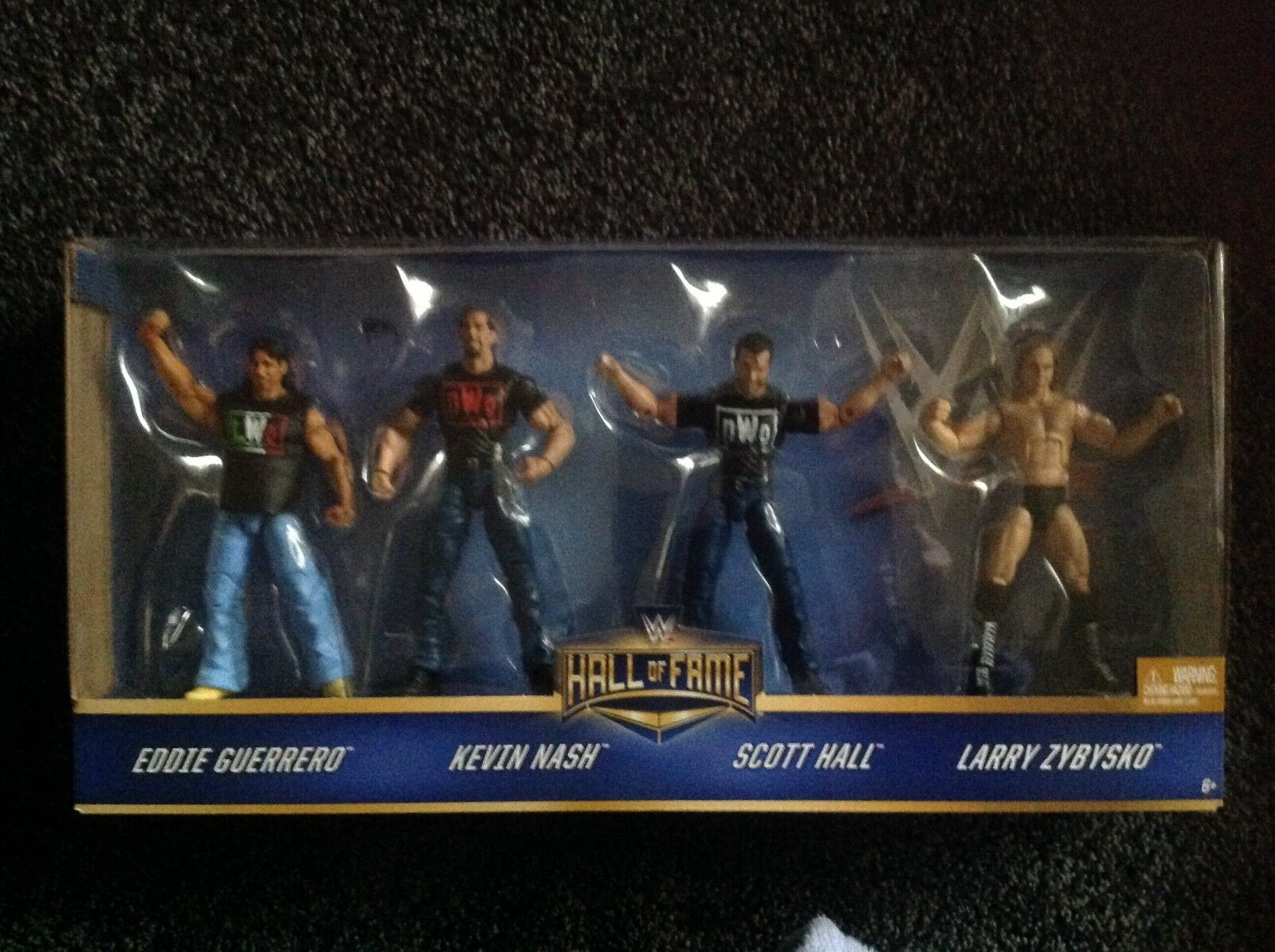 NEW WWE Mattel Elite Collection Hall Of Fame Nitro Notables 4 Figures Box Set