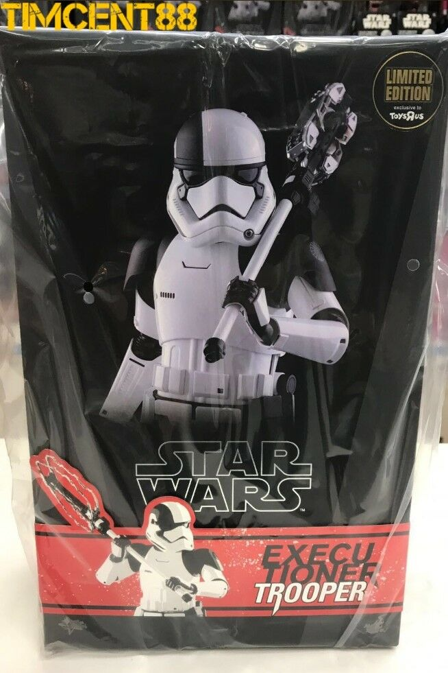 Ready  Hot Toys MMS428 Star Wars The Last Jedi Executioner Trooper 1 6 Toys R Us