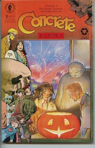 Concrete Eclectica 1993 series # 1 very fine comic book