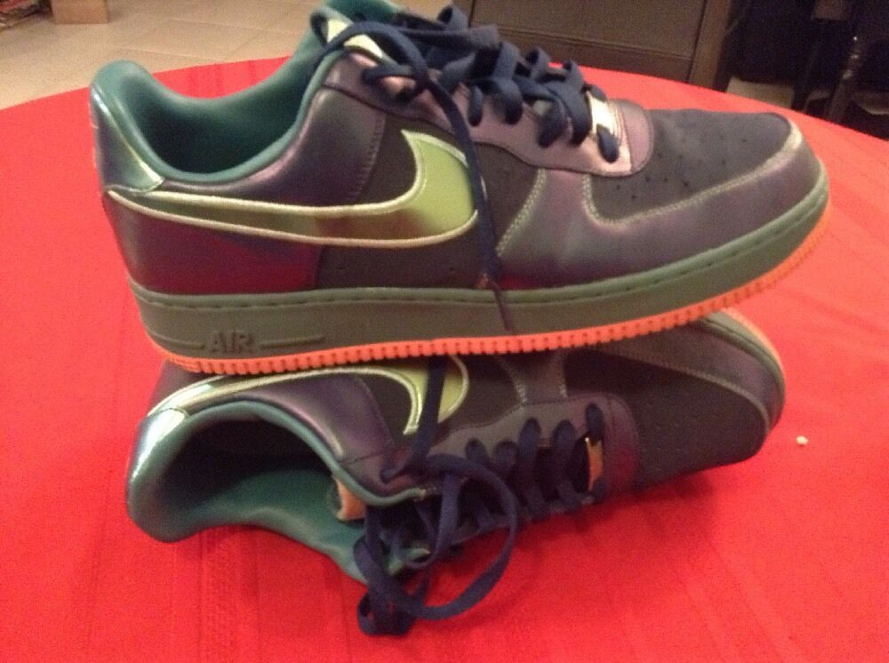 Nike Air Force 1 Mens Basketball Shoes 488298-420 Sz. 13 Seasonal price cuts, discount benefits